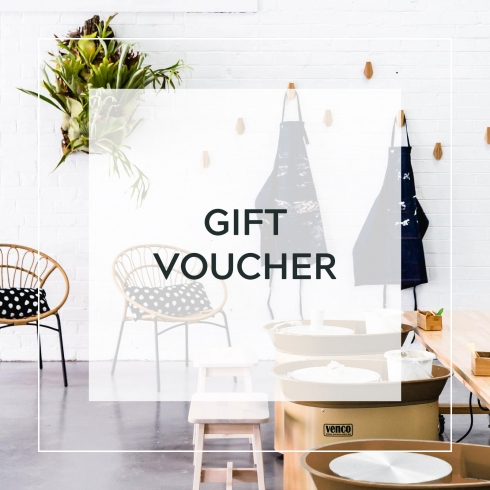 Urban Clay Gift Voucher